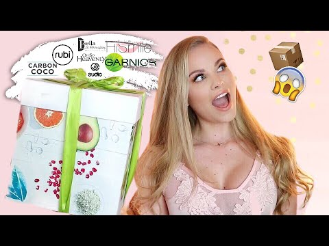 PR UNBOXING | Garnier, fashion & teeth whitening | Jessica van Heerden