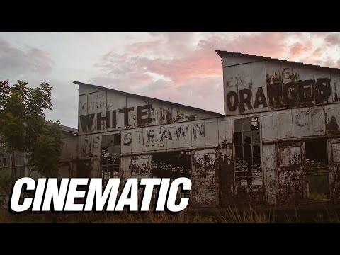 Abandoned Orange Packing Plant (Cinematic)
