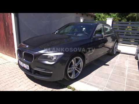 BMW-te e vjedhura superluksoze i kthehen pronarit - 01.08.2017 - Klan Kosova