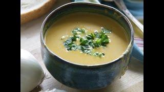 Юлия Высоцкая — Тыквенный суп с карри
