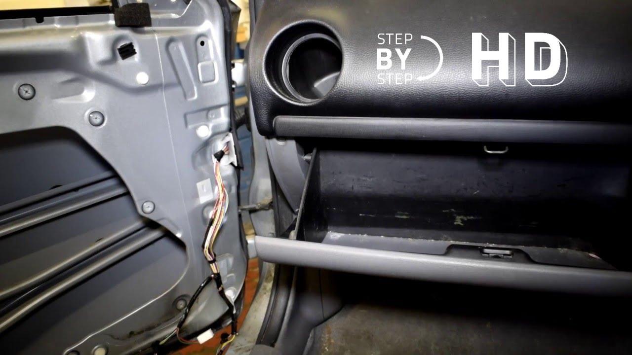 Wymiana Filtra Kabiny Filtra Przeciwpyłkowego Mazda 6 Hd Krok Po Kroku Zrób To Sam Youtube