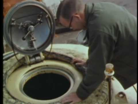OCEANOGRAPHIC RESEARCH WITH THE COUSTEAU DIVING SAUCER