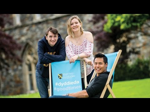 University of Wales Trinity Saint David | One Shared University Experience