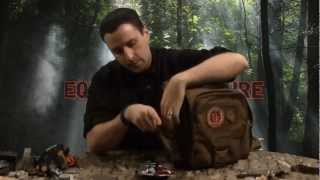 Hazard 4 Kato, Mini Messenger Bag, How to Pack an Urban Survival Kit, Part 1