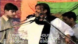 Qasida: Koi Nahi Rahbar - Zakir Ghulam Abbas Kazmi of Shadiwal, Pakistan
