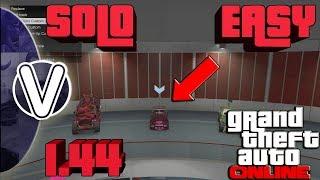 GTA 5 Online   NEW SOLO CAR DUPLICATION GLITCH 1.44 * EASY MONEY GLITCH * (GTA 5 Online Glitches)