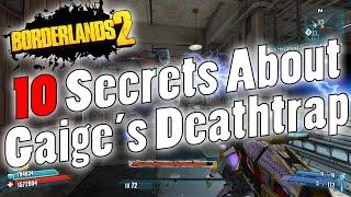 borderlands 2   10 secrets about gaige s deathtrap