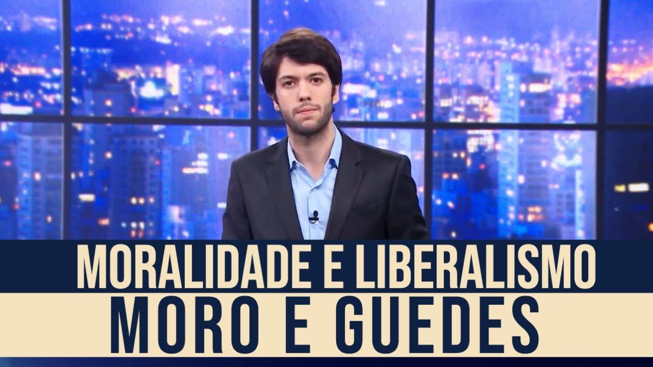 Moro e Guedes: Moralidade e Liberalismo – por Coppolla