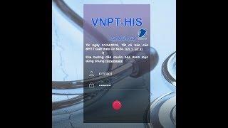 [HDSD VNPT-HIS] Phân hệ Khám bệnh Nội trú Hậu Giang