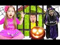 - Milli and mysterious adventures on Halloween