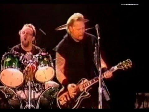 Metallica - Werchter, Belgium [2003.06.28] Full T.V. Broadcast