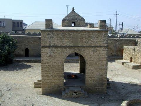 Baku Ateshgah, Fire Temple, Surakhani, Baku, Azerbaijan, Eurasia