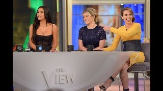 Kim Kardashian On Relationship With Caitlyn Jenner, Sweet Surprise For Kanye's Birthday | The View
