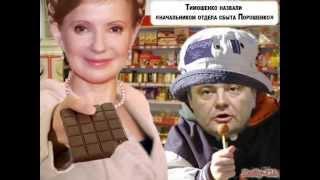 Шоколадный заяц Порошенко