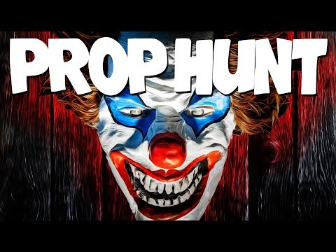 SPOOKY SCARY MAP | Prop Hunt #47