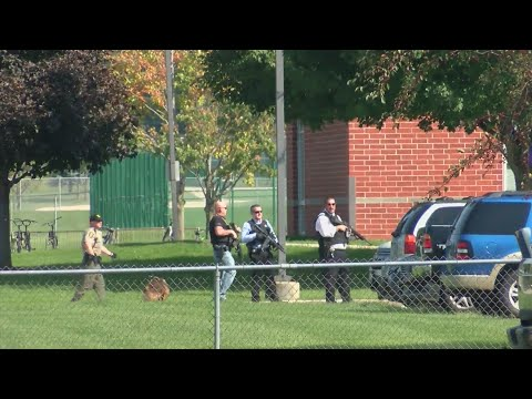 Report of threatening person prompts lockdown at Belvidere schools
