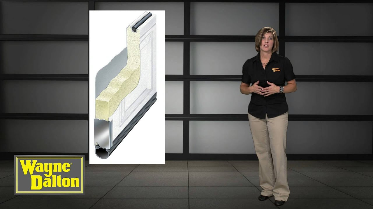 Wayne Dalton Videos 018 Why Should You Insulate Your
