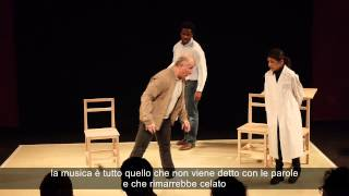 THE VALLEY OF ASTONISHMENT di Peter Brook al Funaro