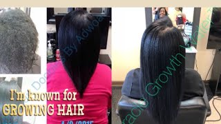 Hair GROWTH SECRETS  EXPOSED Miracle Growth Water™️ BLACK WOMEN CAN HAVE LONG HAIR
