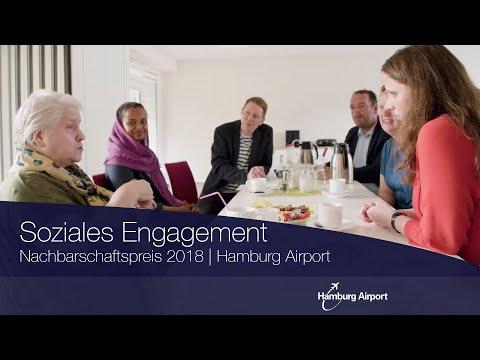 Soziales Engagement wird belohnt - Nachbarschaftspreis 2018 | Hamburg Airport