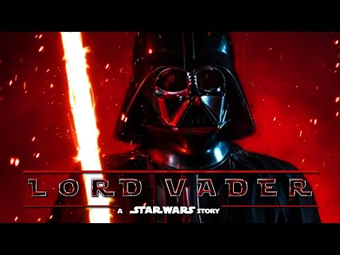 Darth Vader: A Star Wars Story (2019 Movie) Teaser Trailer