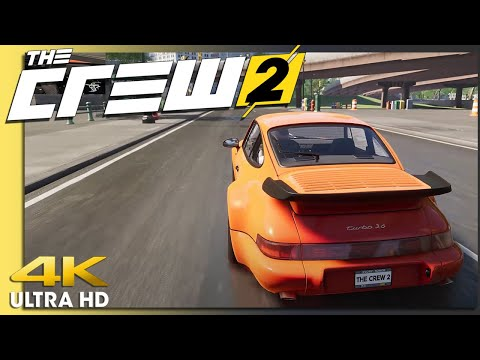[4K 60FPS] THE CREW 2   SEASON 3 EPISODE 1 : US SPEED TOUR EAST   FEAT. STRENGTH OF A THOUSAND MEN  