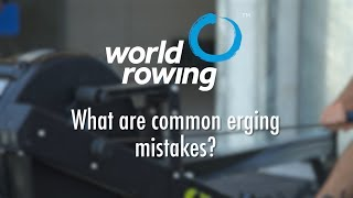 What are common mistakes on the erg? thumbnail