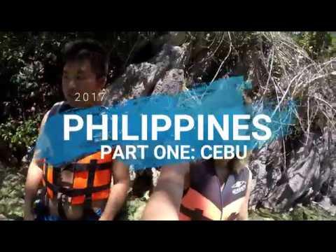 Philippines 2017: Cebu (Swimming with Whale Sharks, Lapu Lapu Shrine, and Tumalog Falls)