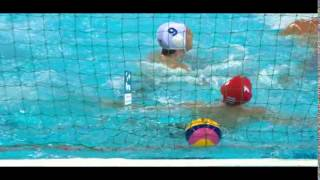 Final Match of FINA Water Polo World League Dubai - SRB X HUN 21 6 2014
