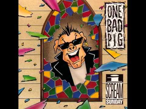 Johnny Cash & One Bad Pig  Man In Black