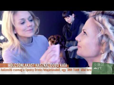 Dobó Katát meglepte a Kölcsönlakás elképesztő sikere  tv2.humokka