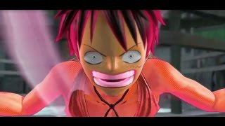 One Piece Pirate Warriors 3: Luffy vs Lucci - Boss Battle - PS4