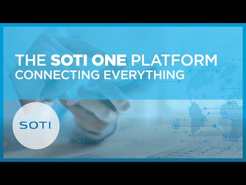 The SOTI ONE Platform – Connecting Everything