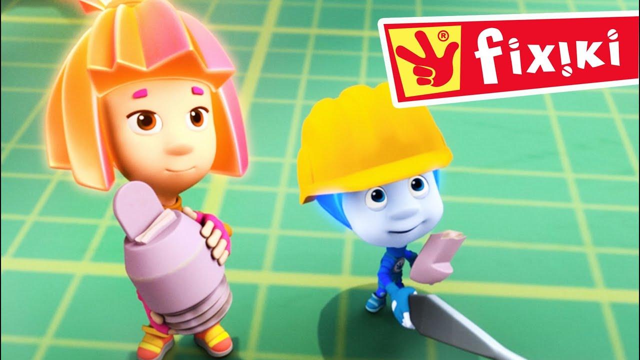 FIXIKI - Proteza (Ep.72) Desene animate pentru copii