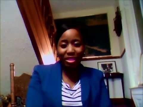 Pastor Jennifer Josiaste Welcome Address