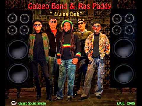 GALAGO BAND & RAS PADDY - Living Dub IV