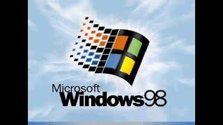 Microsoft Windows 98 Second Edition (2018)