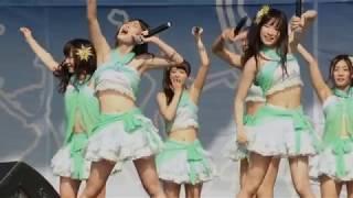 SKE48 a nation 2011 Pareo wa Emerald+SKE48+1!2!3!4! Yoroshiku.