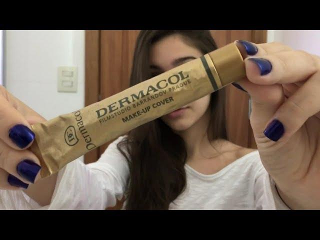 Dermacol Дермакол уникальный водостойкий гипоаллергенный тональный крем  Оригинал  Обзор  Купить