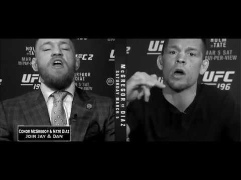 Diaz vs McGregor - Vengeance