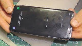 Защитная Пленка на Samsung Galaxy S9 - Наклеивание и Выводы 2 Мес Спустя. Защитные Пленки и Стекла