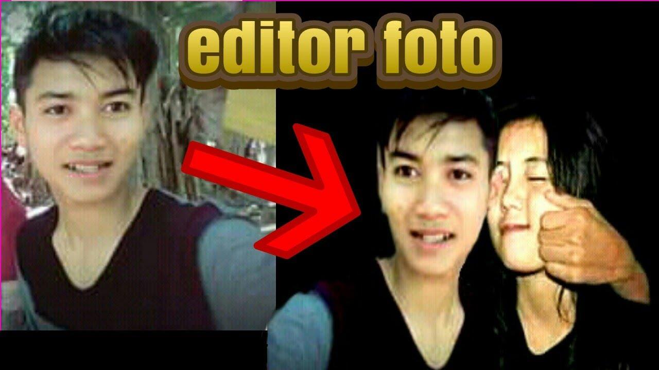 Cara Edit Foto Kamu Bareng Sama Cewek Cantik Atau Sama ...