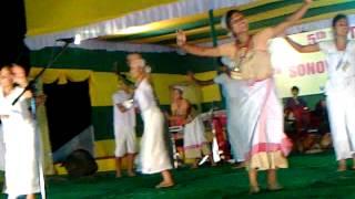 Log Bihu, 5th Bodo and 3rd Sonowal Kachari Cultural Festival, Dibrugarh