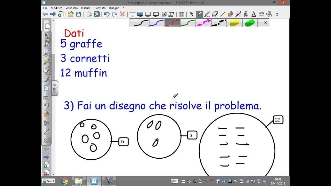 Le 6 regole per risolvere un problema di matematica - YouTube