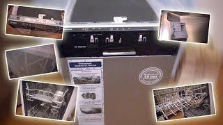 Посудомоечная машина Bosch SPV40e30ru (45 см) - обзор встраиваемой посудомоечной машины(Обзор встраиваемой посудомоечной машины Bosch SPV40e30ru (45 см). Чего ждать после покупки посудомойки, достоинства..., 2016-02-06T18:42:02.000Z)