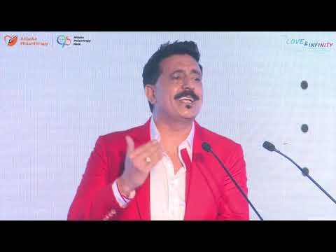 """Keynote Speech by Robin Raina at the Alibaba 2018 """"Xin"""" Philanthropy Conference Global Forum"""