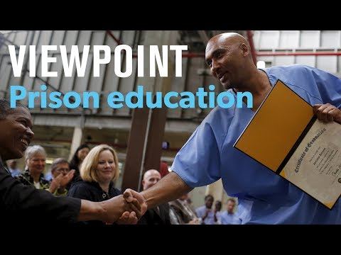 Prison education – interview with Jody Lewen | VIEWPOINT