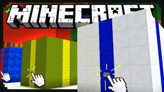 Minecraft : Opening GIANT Christmas Presents