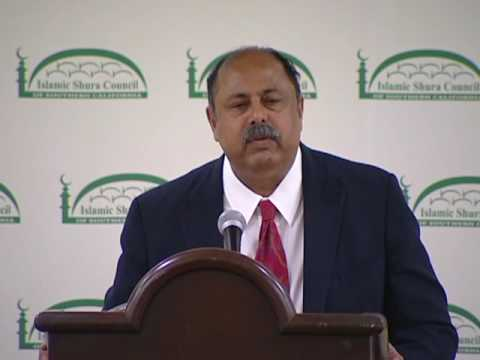 Agha Saeed - Islamic Shura Council of Southern California Banquet 2009 (Part 2 of 2)