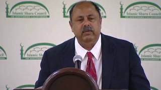 Agha Saeed - Islamic Shura Council of Southern California Banquet 2009 (Part 2 of 2)